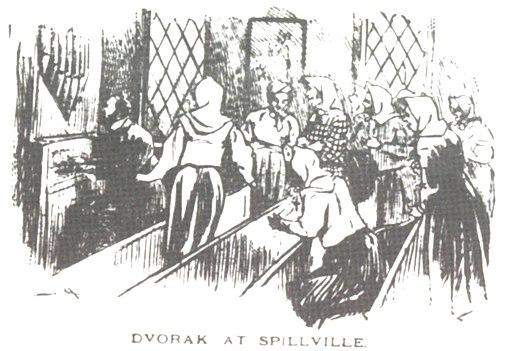Dvorak-ve Spillvillu