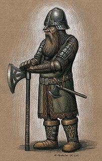 Dwarf (Middle-earth) humanoid race from J. R. R. Tolkiens legendarium