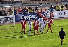 Metalurh Zaporižžja-Dinamo Kiev, finale della Coppa d'Ucraina, 2 maggio 2006