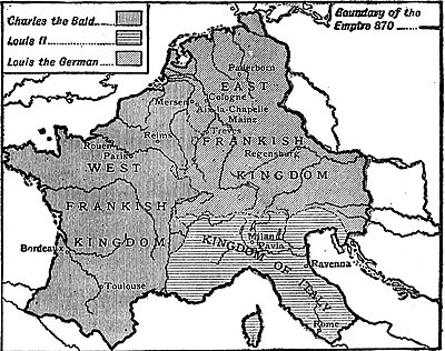 EB1911 Europe - Western Empire after the Partition of Mersen 870.jpg