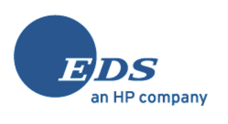 Electronic Data Systems - Last known EDS logo