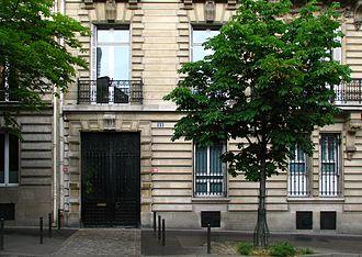 École française d'Extrême-Orient - Image: EFEO Paris 1