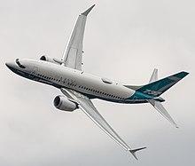 Boeing 737 MAX - Wikipedia
