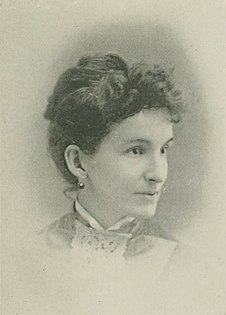 Emma Whitcomb Babcock American litterateur and author