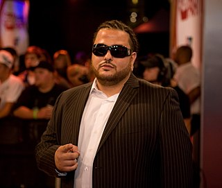 Belly (rapper) Palestinian-Canadian rapper, singer, songwriter, and record producer