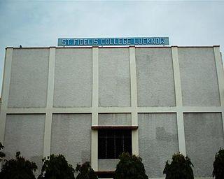 St Fidelis College (Lucknow, India)