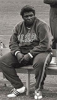 Earlene Brown American athlete