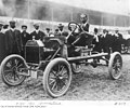 Early car racer, CNE grandstand (4624214779).jpg