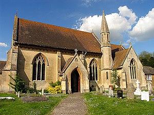 East Hendred - St Mary's Catholic church