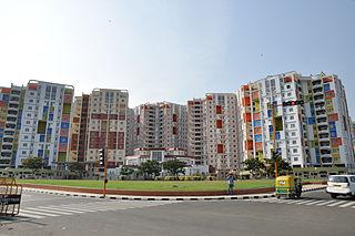 New Town, Kolkata Neighbourhood in Kolkata in North 24 Parganas, West Bengal, India