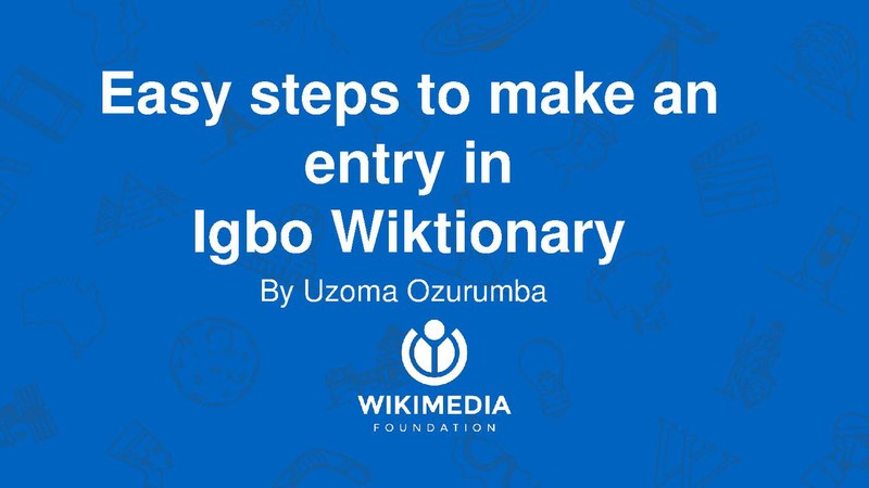 File:Easy steps to edit Igbo Wiktionary.pdf