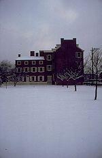 The Poe National Historic Site in Philadelphia.