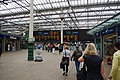 Edinburgh Waverley concourse and gates for platforms 12 to 18.jpg