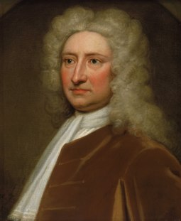 Portrait of Edmund Halley by Godfrey Kneller, (before 1721) Edmond Halley, 1656-1742, Astronomer Royal RMG BHC2734.tiff