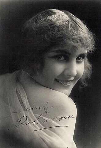Edna Purviance - Purviance in Photoplay magazine, 1915