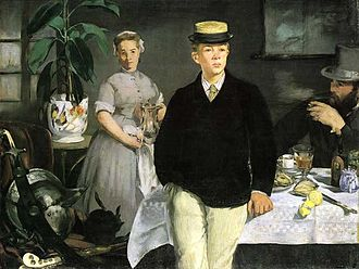 Realism (art movement) - Image: Edouard Manet 025