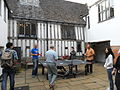 EduWiki 2012 Leicester Guildhall table tennis.JPG