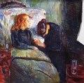 Edvard Munch The Sick Child Thielska 289.tif
