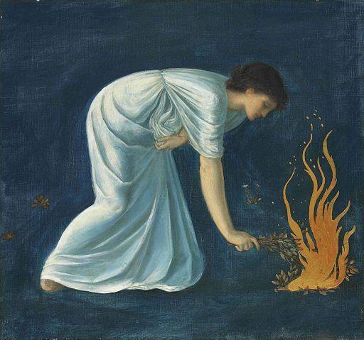 Edward Burne-Jones Hero