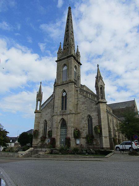 L'église Saint-Pierre de Pordic
