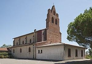 Balma - Image: Eglise Saint Martin (Lasbordes) à BALMA