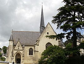 Church of Sainte Julitte