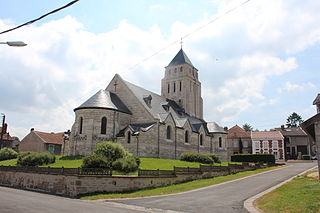 Romagne-sous-Montfaucon Commune in Grand Est, France