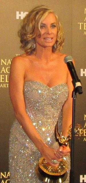 41st Daytime Emmy Awards - Eileen Davidson, Outstanding Lead Actress winner
