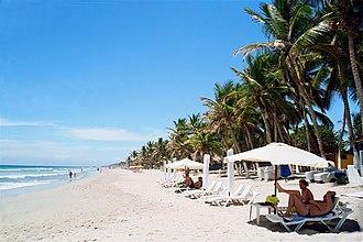 Nueva Esparta - Playa el Agua, Margarita Island.