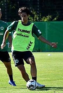 Elias Abouchabaka German footballer