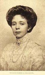 Isabel Amalia de Austria.