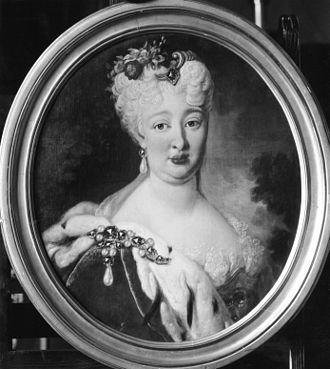 Countess Palatine Elisabeth Auguste Sofie of Neuburg - Countess Palatine Elisabeth Auguste Sofie of Neuburg