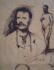 Autorretrato 1889