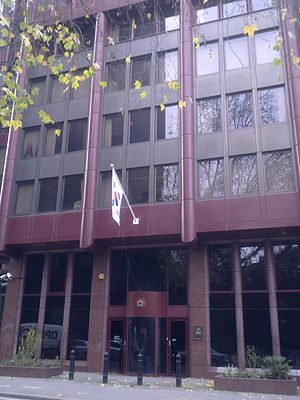 Embassy of South Korea, London - Image: Embassy of South Korea in London 1