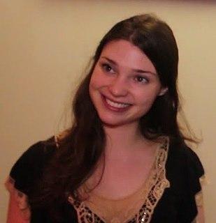 Emerald OHanrahan English actress