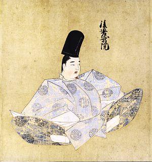 Emperor Go-Saga - Go-Saga, Tenshi Sekkan Miei