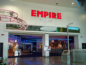 The Gate, Newcastle - Empire Cinema at the Gate.