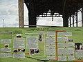 Engenho Central, local do Museu Nacional do Açúcar e do Álcool, popularmente chamado de Museu da Cana. Mapa da fabricação de açúcar, vendo ao fundo a grua utilizada para o descarregamento de cana na - panoramio.jpg