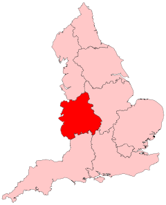 England Region - West Midlands.svg