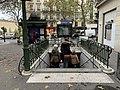 Entrée Station Métro St Ambroise Paris 2.jpg