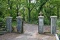 Entrance gate to Cranbury Park - geograph.org.uk - 795213.jpg