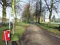 Entrance into Chantry Park - geograph.org.uk - 1147682.jpg