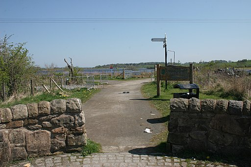 Entrance to Dams to Darnley Country Park (geograph 4943485)