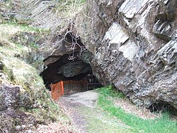 Entrance to Dolaucothi Gold Mine - geograph.org.uk - 1161068.jpg