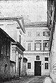 Entrata del Seminario e Chiesa di Sant'Anna - Vigevano (1930).jpg