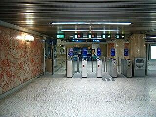 Entre Campos (Lisbon Metro)