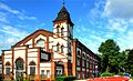 Erhaltenes Kauengebäude ( Cafe Kaue ) von Graf Bismarck in Gelsenkirchen-Erle - panoramio.jpg
