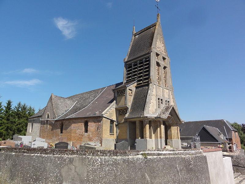 Erlon (Aisne) église