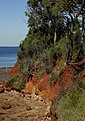 Erosion of the Red Cliffs of Scarborough-05 (35949005082).jpg
