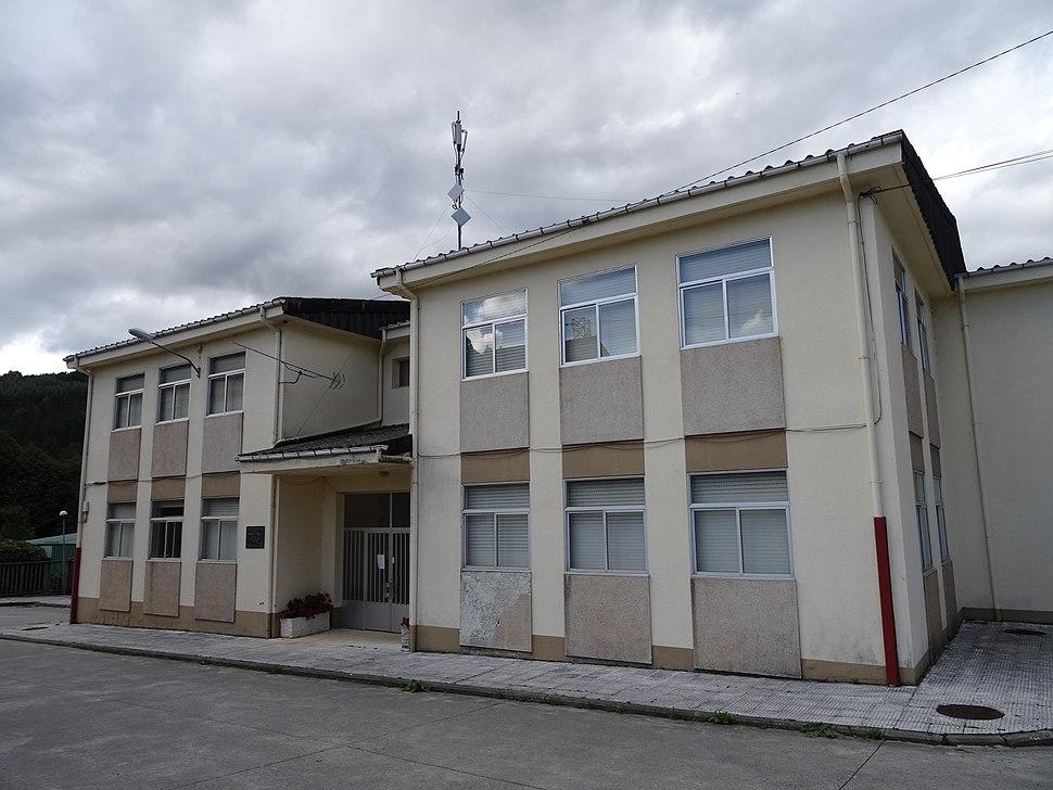 Escola Ribeira de Piquin, Lugo 07
